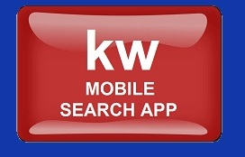 Keller Williams Mobile App button
